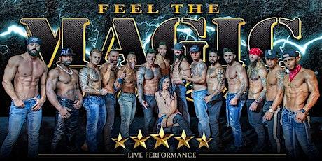 FEEL The MAGIC  at Buffalo-Chophouse (Port Saint Lucie, FL) tickets