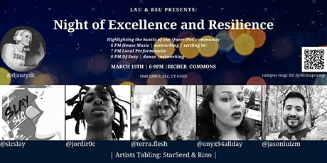 Postponed! Excellence and Resilience tickets