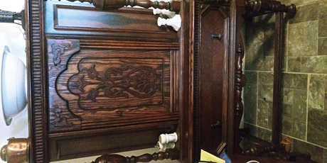Jewlery, Antiques, Collectibles - Estate Sale tickets