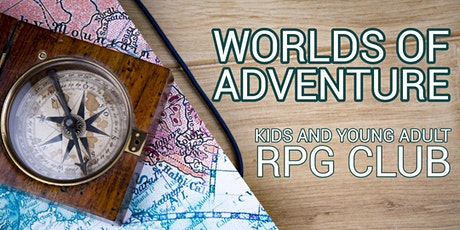 World of Adventure RPG Club tickets
