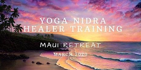 Yoga Nidra Healer Training Retreat tickets