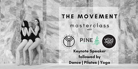The Movement Master Class with Psychologist Mallory Becker tickets