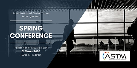 ASTM Spring Conference tickets