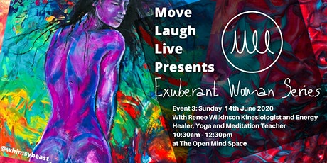 Exuberant Women Event 5 - Yoga & Meditation tickets