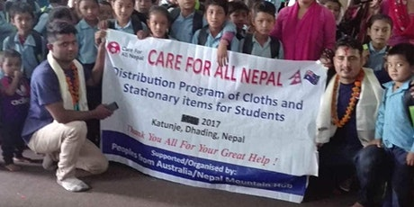 Nepal Project 4 Fundraiser tickets