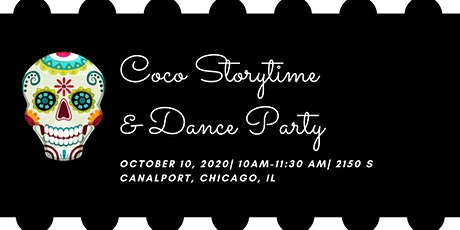 Coco  Storytime & Dance Party tickets