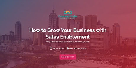 How to Grow Your Business with Sales Enablement tickets