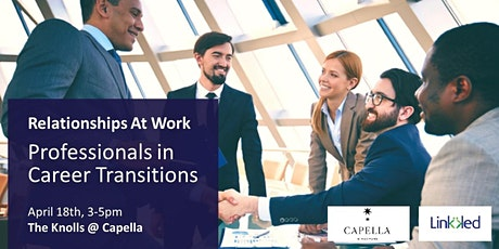 Relationship At Work- Professionals In Career Transitions tickets