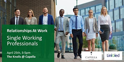Relationship At Work- Single Working Professionals