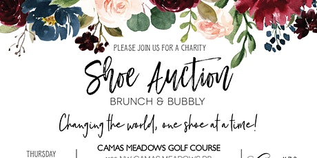 Charity Shoe Auction, Brunch & Bubbly with Arktana and DeWils! tickets