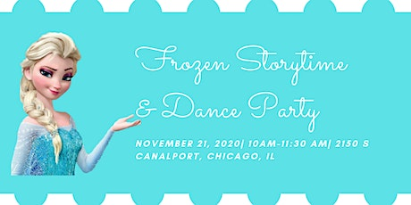 Frozen  Storytime & Dance Party tickets