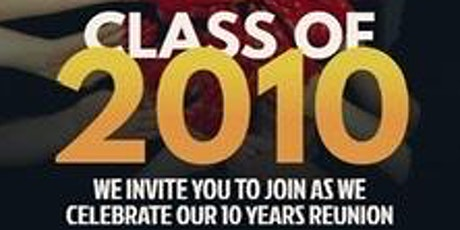 McKinney North HS Class of 2010 - 10 Year Reunion tickets