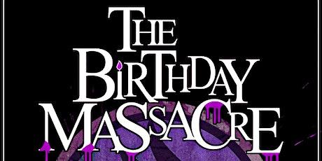 The Birthday Massacre with Julien K & Danger Escape tickets
