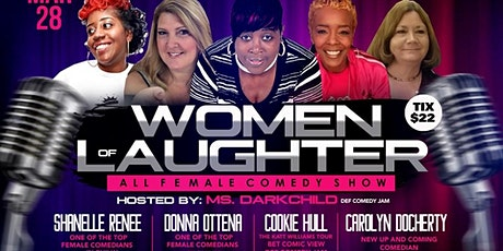 The Ladies of Laughter feat Cookie Hull from the Katt Williams Tour tickets