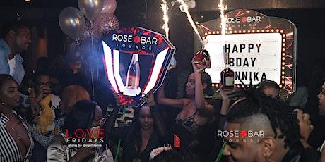 Rose Bar Atlanta   LOVE FRIDAYS tickets