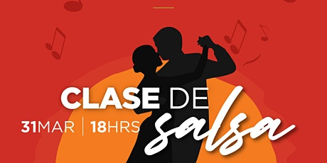 Clases de Salsa tickets