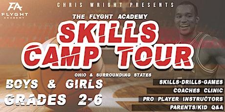 Basketball Skills Camp Tour - Eaton tickets