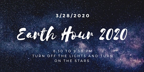 Earth Hour 2020 Chicago Gathering tickets