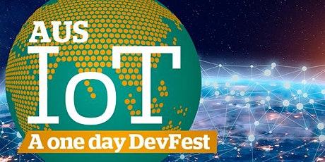 AUS IoT - a one day DevFest tickets