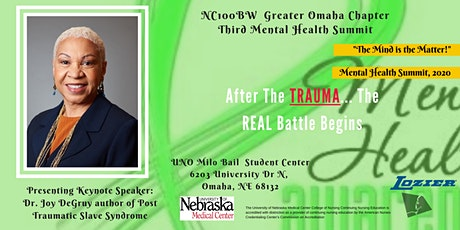Mental Health Summit, 2020: After The TRAUMA, The REAL Battle Begins! tickets