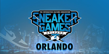 Sneaker Games Orlando tickets