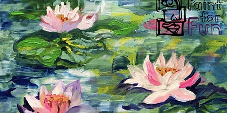 Paint Like Monet - BYO  tickets
