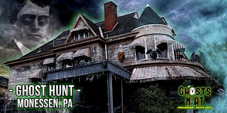 Ghost Hunt at Castle Blood | Monessen, PA | September 12th 2020 tickets