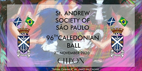 96th São Paulo Caledonian Ball billets