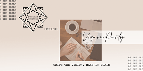 April 2020 Vision Party tickets