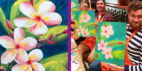 Painting Frangipanis - BYO Drinks tickets