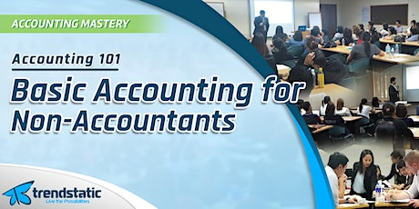 Accounting for Non-Accountants April 21-22, 2020 tickets