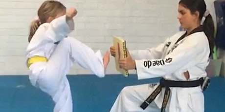 Little Tigers come and try TAEKWONDO tickets