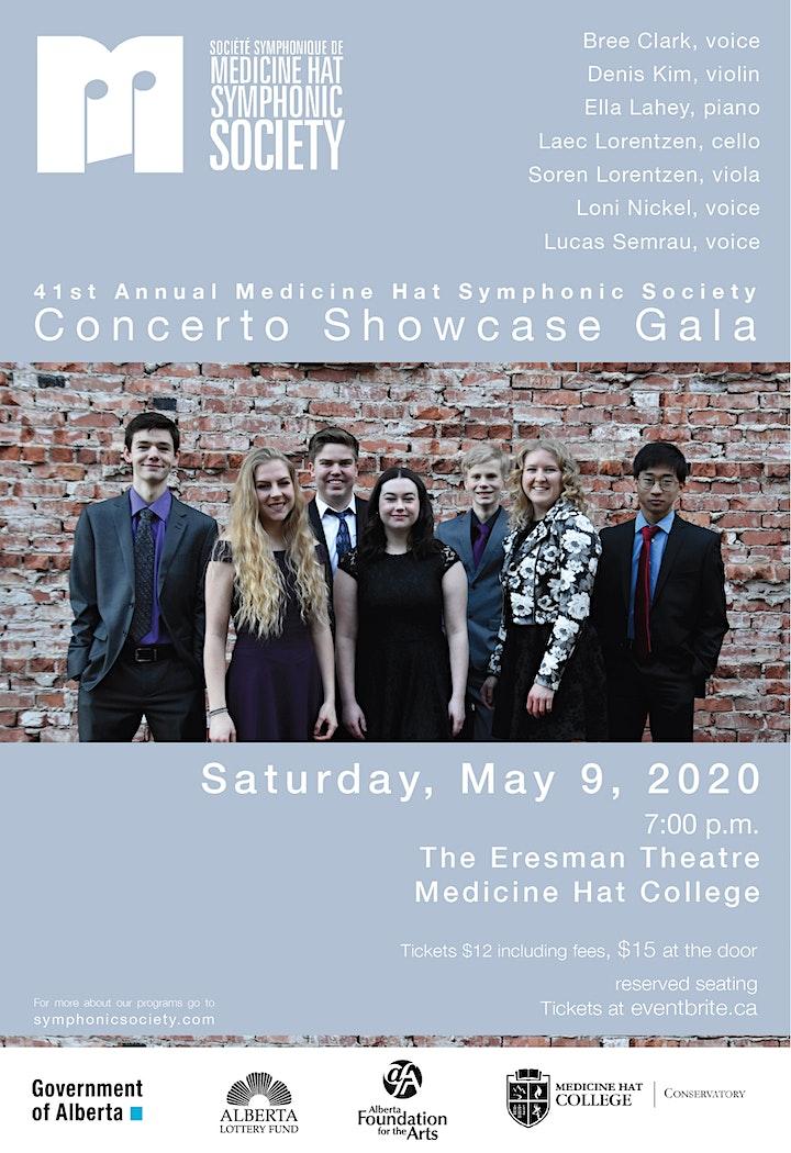 MHSS Concerto Showcase 2021 image