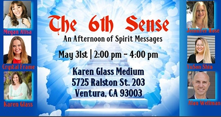 The Sixth Sense-Afternoon of Spirit Messages tickets