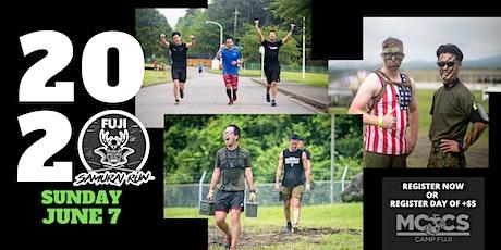 Samurai Run 2020 MCCS Camp Fuji tickets