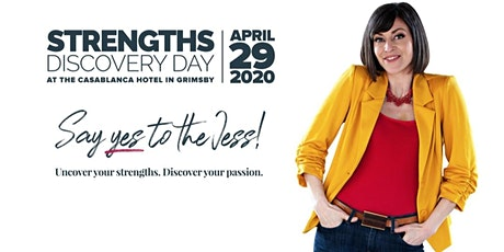 Strengths Discovery Day tickets
