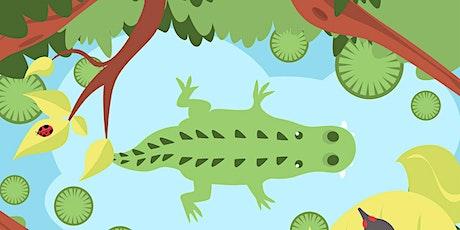(Suspended) Paddington School Holiday Fun: Wild Jungle Craft (5-10yrs) tickets