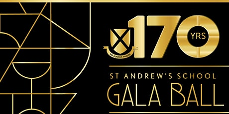 St Andrew's School 170th Anniversary Gala Ball tickets