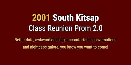 2001 High School Reunion tickets