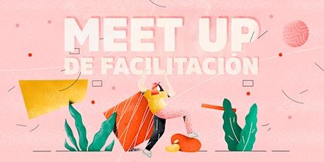 Meetup de facilitación entradas