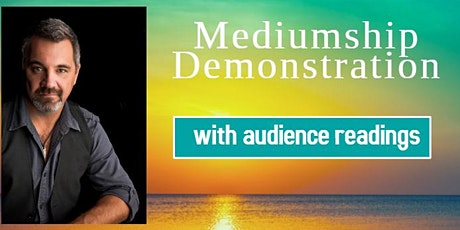 Bunbury Mediuship Demonstration tickets