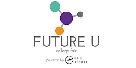 FUTURE U - College Fair @ Santiago entradas