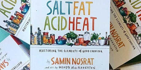 Cook the Book - Salt Fat Acid Heat tickets