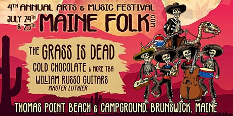 Maine Folk Arts and Music Festival tickets