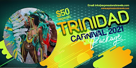 Trinidad Carnival 2021 - The Ultimate Experience tickets