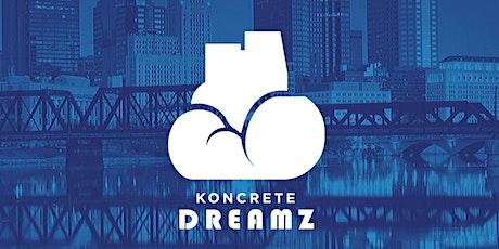 The Koncrete Dreamz Expo tickets