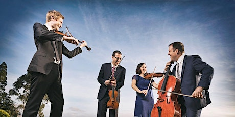 Tinalley String Quartet tickets