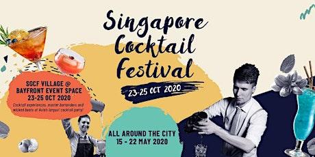 Singapore Cocktail Festival Village 2020 tickets