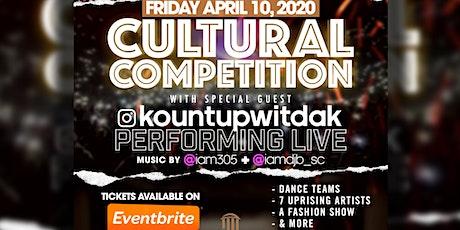 Cultural Competition @ Coastal Carolina tickets