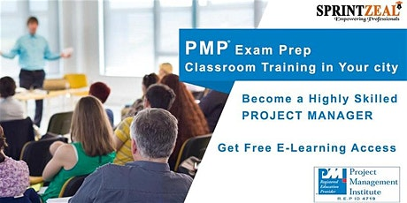 PMP Certification Training Course in Reading tickets